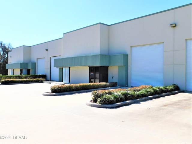 210 Parktowne Boulevard #5, Edgewater, FL 32132 (MLS #1082140) :: Florida Life Real Estate Group