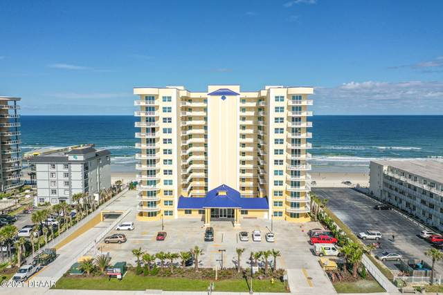 3721 S Atlantic Avenue #1206, Daytona Beach Shores, FL 32118 (MLS #1082178) :: Florida Life Real Estate Group