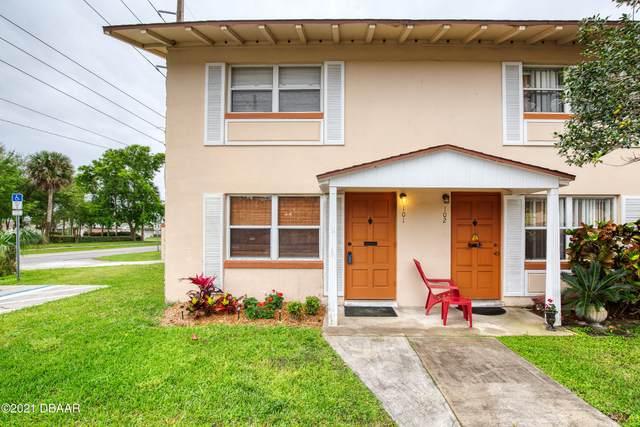 1600 S Palmetto Avenue #101, South Daytona, FL 32119 (MLS #1082243) :: NextHome At The Beach