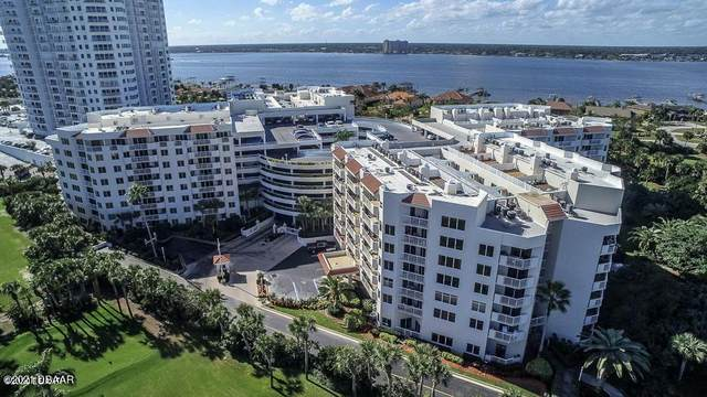 3 Oceans West Boulevard 3B7, Daytona Beach Shores, FL 32118 (MLS #1082252) :: Cook Group Luxury Real Estate