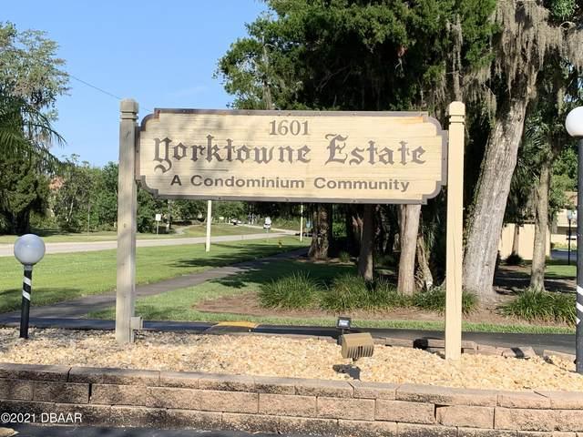 1601 Big Tree Road #1106, South Daytona, FL 32119 (MLS #1082263) :: NextHome At The Beach