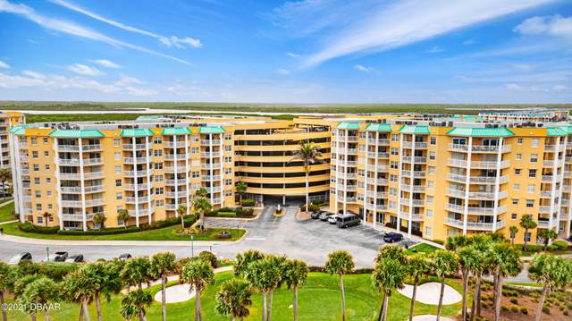 4650 Links Village Drive D705, Ponce Inlet, FL 32127 (MLS #1082273) :: Florida Life Real Estate Group