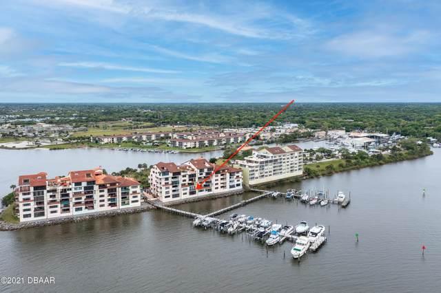 614 Marina Point Drive #6140, Daytona Beach, FL 32114 (MLS #1082276) :: Florida Life Real Estate Group