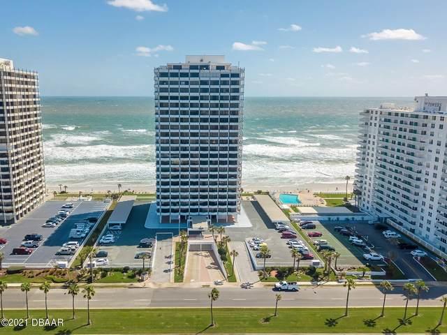 2828 N Atlantic Avenue #903, Daytona Beach, FL 32118 (MLS #1082307) :: NextHome At The Beach