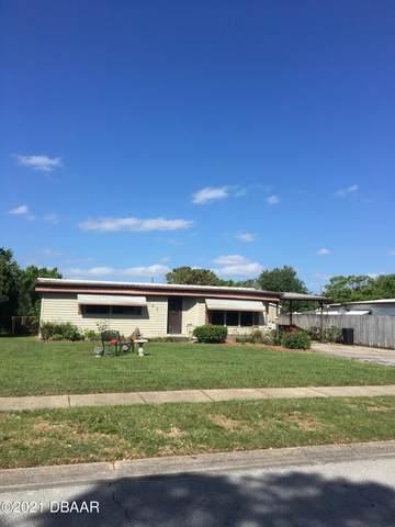 102 Aloha Terrace, Port Orange, FL 32129 (MLS #1082309) :: Florida Life Real Estate Group