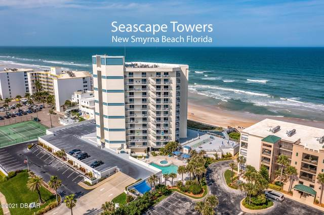 5207 S Atlantic Avenue #423, New Smyrna Beach, FL 32169 (MLS #1082314) :: Florida Life Real Estate Group