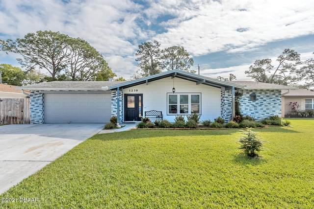 1239 Golfview Drive, Daytona Beach, FL 32114 (MLS #1082325) :: Florida Life Real Estate Group