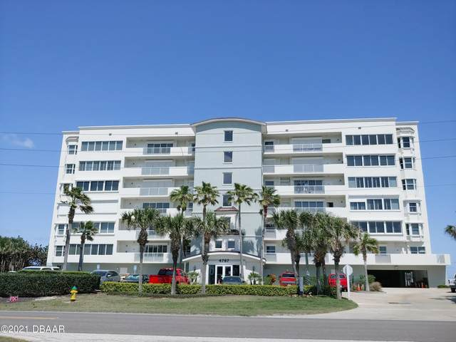 4767 S Atlantic Avenue #302, Ponce Inlet, FL 32127 (MLS #1082335) :: Florida Life Real Estate Group