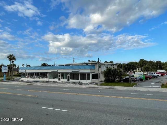 2410 S Atlantic Avenue, Daytona Beach Shores, FL 32118 (MLS #1082342) :: NextHome At The Beach