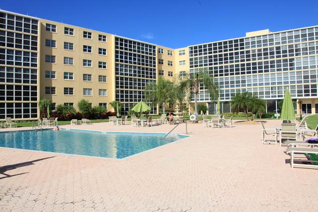 1224 S Peninsula Drive #421, Daytona Beach, FL 32118 (MLS #1082349) :: NextHome At The Beach