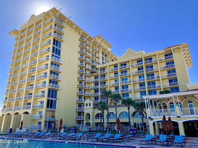 600 N Atlantic Avenue #1211, Daytona Beach, FL 32118 (MLS #1082378) :: Cook Group Luxury Real Estate