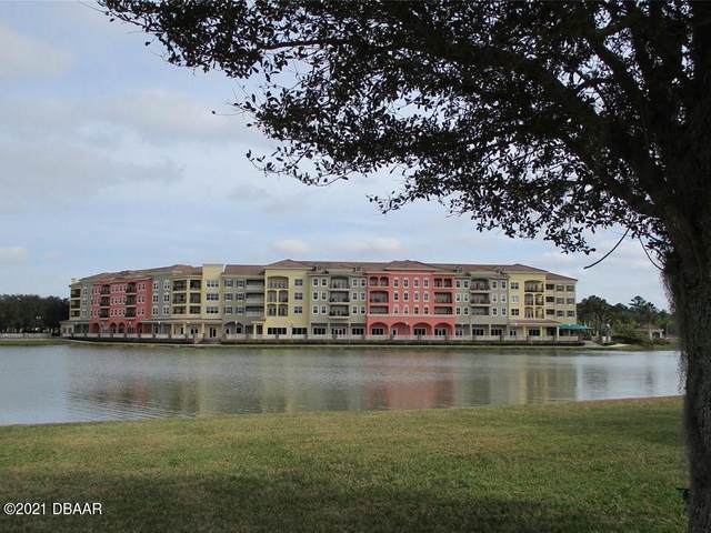 424 Luna Bella Lane #323, New Smyrna Beach, FL 32168 (MLS #1082380) :: Florida Life Real Estate Group