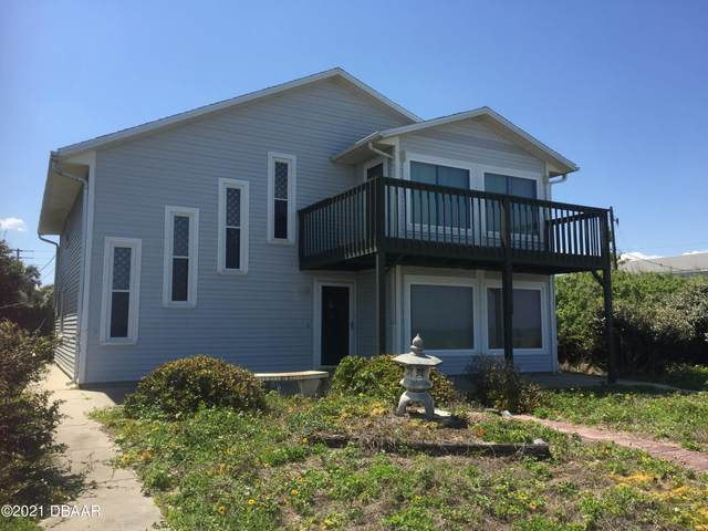 1604 S Ocean Shore Boulevard, Flagler Beach, FL 32136 (MLS #1082390) :: Florida Life Real Estate Group