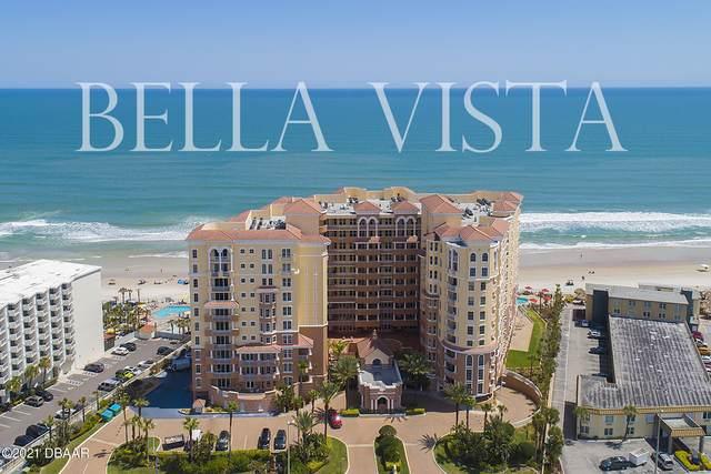 2515 S Atlantic Avenue #701, Daytona Beach Shores, FL 32118 (MLS #1082391) :: NextHome At The Beach