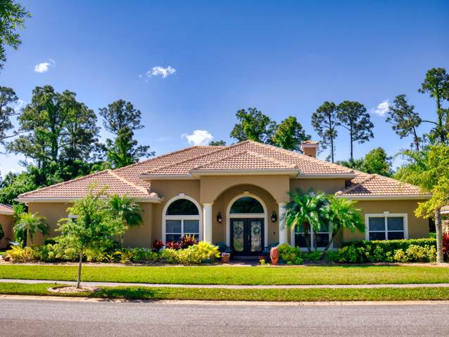 3538 Grande Tuscany Way, New Smyrna Beach, FL 32168 (MLS #1082455) :: Cook Group Luxury Real Estate