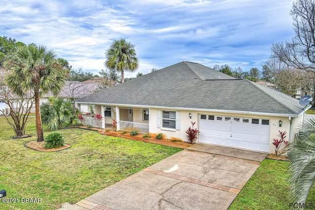 43 Westglen Lane, Palm Coast, FL 32164 (MLS #1082465) :: Cook Group Luxury Real Estate