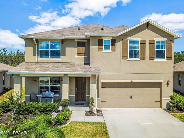 5215 Bear Corn Run, Port Orange, FL 32128 (MLS #1082472) :: NextHome At The Beach