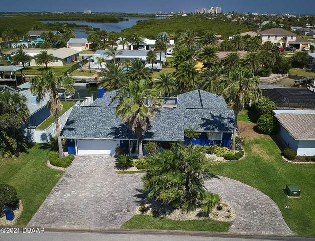 104 Anchor Drive, Ponce Inlet, FL 32127 (MLS #1082485) :: Florida Life Real Estate Group