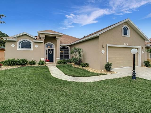 1067 Crystal Creek Drive, Port Orange, FL 32128 (MLS #1082486) :: Cook Group Luxury Real Estate