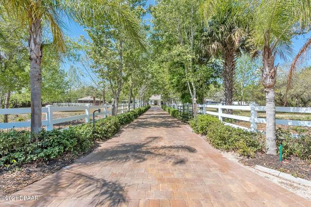 4460 Cow Creek Road, Edgewater, FL 32141 (MLS #1082498) :: Cook Group Luxury Real Estate