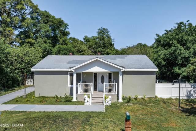 1233 Bender Avenue, Holly Hill, FL 32117 (MLS #1082507) :: Florida Life Real Estate Group