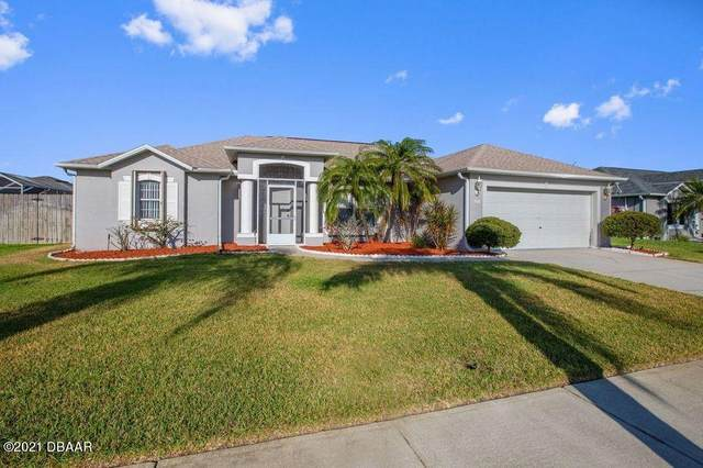 1818 Crane Creek Boulevard, Melbourne, FL 32940 (MLS #1082515) :: Dalton Wade Real Estate Group