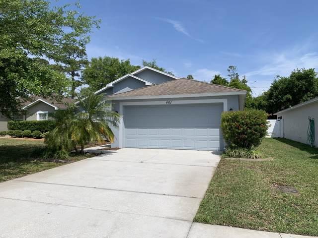 461 Dahoon Holly Drive, Daytona Beach, FL 32117 (MLS #1082526) :: Florida Life Real Estate Group