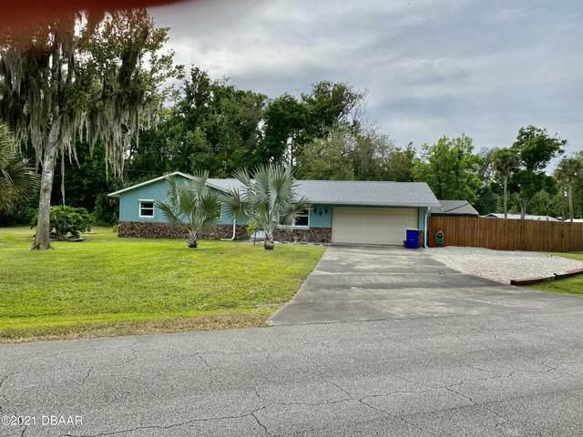 2632 Woodland Drive, Edgewater, FL 32141 (MLS #1082538) :: Florida Life Real Estate Group