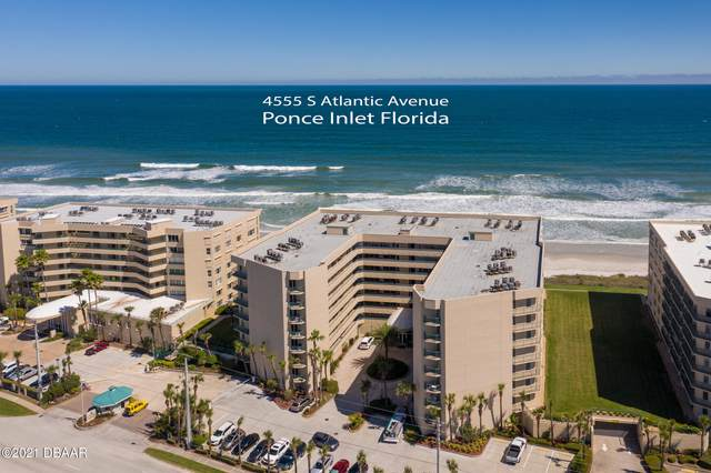 4555 S Atlantic Avenue #4307, Ponce Inlet, FL 32127 (MLS #1082543) :: Florida Life Real Estate Group