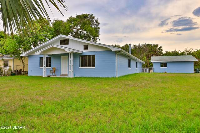 1515 N Peninsula Drive, Daytona Beach, FL 32118 (MLS #1082574) :: Cook Group Luxury Real Estate
