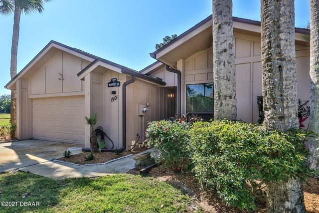 1901 Sprucewood Way #43, Port Orange, FL 32128 (MLS #1082605) :: Florida Life Real Estate Group