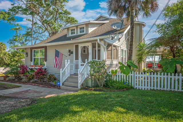1589 Riverside Drive, Holly Hill, FL 32117 (MLS #1082607) :: NextHome At The Beach