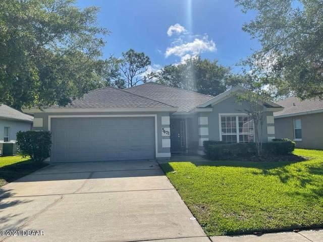 5471 Ward Lake Drive, Port Orange, FL 32128 (MLS #1082618) :: Florida Life Real Estate Group