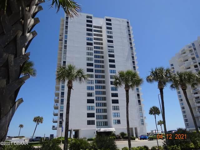 3043 S Atlantic Avenue #1406, Daytona Beach Shores, FL 32118 (MLS #1082620) :: Cook Group Luxury Real Estate