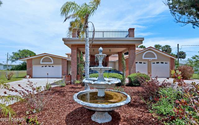 2301 S Palmetto Avenue, South Daytona, FL 32119 (MLS #1082624) :: Cook Group Luxury Real Estate