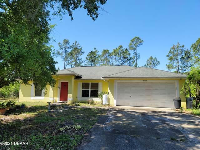 2706 Beech Boulevard, Bunnell, FL 32110 (MLS #1082625) :: Cook Group Luxury Real Estate