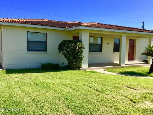 175 Cardinal Drive A, Ormond Beach, FL 32176 (MLS #1082629) :: Florida Life Real Estate Group