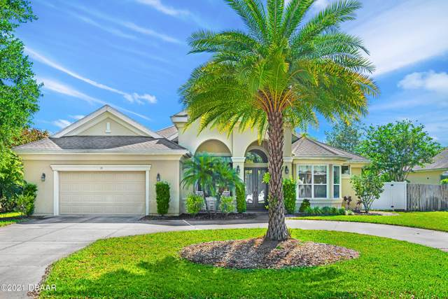 15 Deep Woods Way, Ormond Beach, FL 32174 (MLS #1082630) :: Cook Group Luxury Real Estate