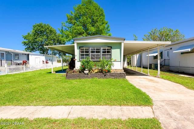 22 Elda Lane, Port Orange, FL 32127 (MLS #1082631) :: Florida Life Real Estate Group