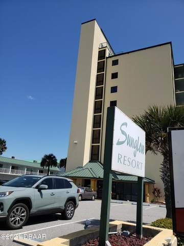 3647 S Atlantic Avenue #306, Daytona Beach Shores, FL 32118 (MLS #1082639) :: Cook Group Luxury Real Estate