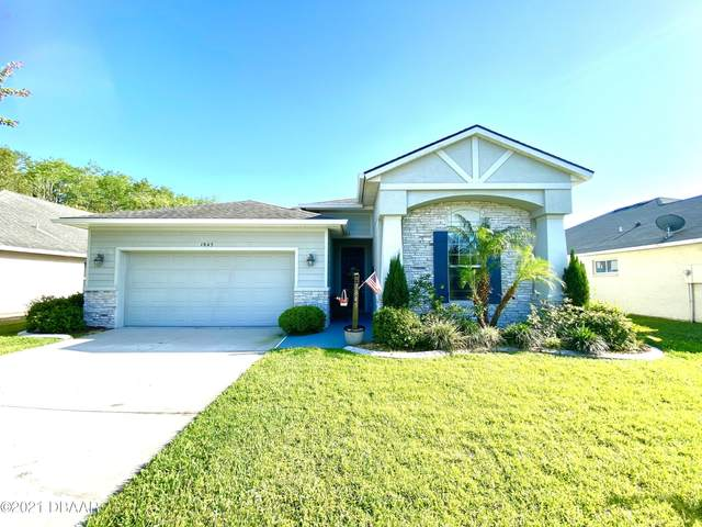 1845 Creekwater Boulevard, Port Orange, FL 32128 (MLS #1082654) :: Cook Group Luxury Real Estate