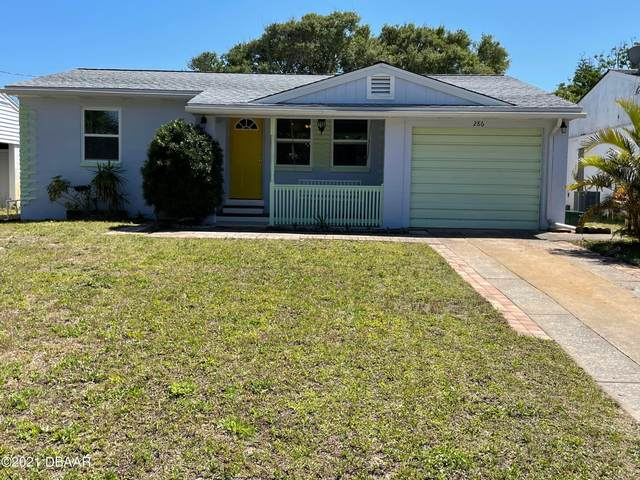 286 Williams Avenue, Daytona Beach, FL 32118 (MLS #1082660) :: Cook Group Luxury Real Estate