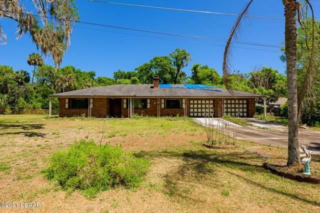 1446 S Glencoe Road, New Smyrna Beach, FL 32168 (MLS #1082661) :: Cook Group Luxury Real Estate