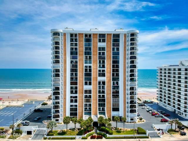 3003 S Atlantic Avenue 7A2, Daytona Beach Shores, FL 32118 (MLS #1082662) :: Cook Group Luxury Real Estate