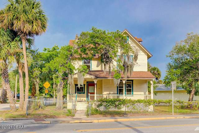 1103-1109 S Peninsula Drive, Daytona Beach, FL 32118 (MLS #1082686) :: NextHome At The Beach