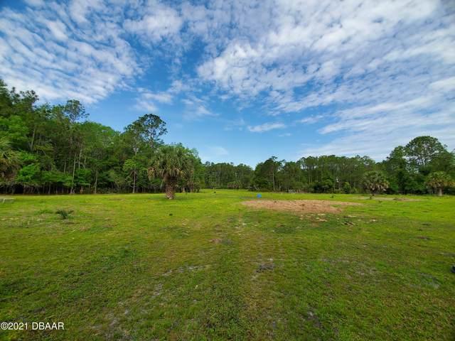 '0' Sr 415, New Smyrna Beach, FL 32168 (MLS #1082707) :: NextHome At The Beach
