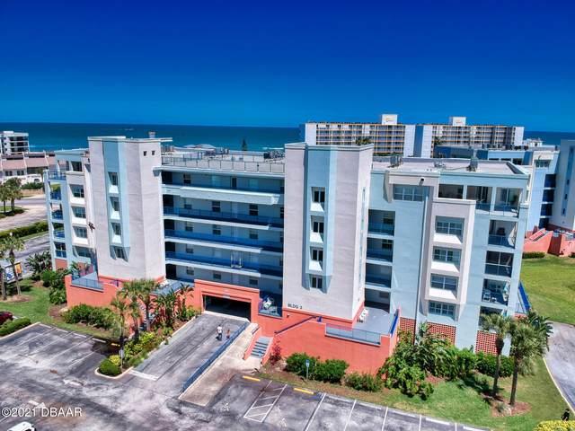 5300 S Atlantic Avenue #3305, New Smyrna Beach, FL 32169 (MLS #1082708) :: NextHome At The Beach