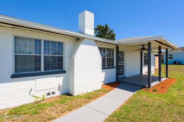 295 Woodland Avenue, Daytona Beach, FL 32118 (MLS #1082716) :: NextHome At The Beach