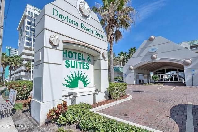 2700 N Atlantic Avenue #405, Daytona Beach, FL 32118 (MLS #1082725) :: NextHome At The Beach