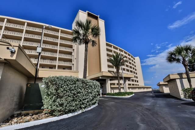 601 N Atlantic Avenue #8060, New Smyrna Beach, FL 32169 (MLS #1082739) :: NextHome At The Beach
